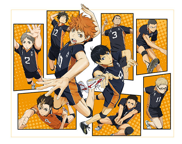 "Okamoto Nobuhiko's Birthday Anniversary! The most loved character is? 3rd place goes to ""Assassination Classroom"" Karma, the 2nd is ""Haikyuu!!"" Nishinoya Yuu, the TOP is…?"