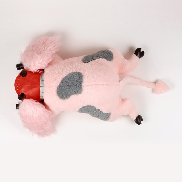 Dorohedoro Mud and Sludge KIKURAGE Fluffy Stuffed Plush Doll Toy Holiday Gifts