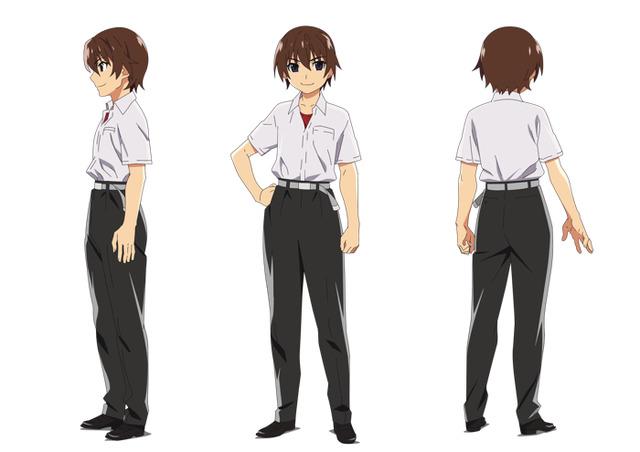 Higurashi No Naku Koro Ni Character Introduction For Maebara