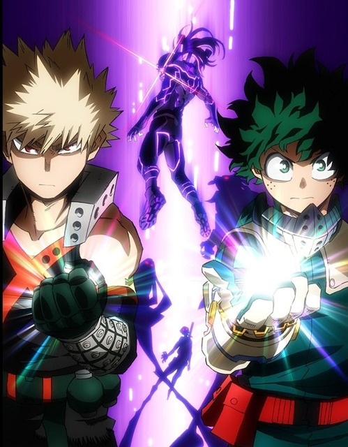 Cuts Of The Picture Drama Sequel Of My Hero Academia The Movie Have Been Released Anime Anime Global