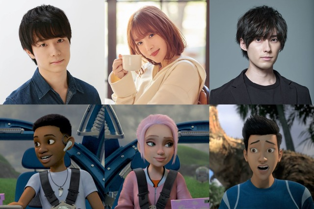The Japanese Dubbing Cast Of Netflix Anime Jurassic World Such As Uchida Maaya And Masuda Toshiki Have Been Announced And Theirs Comment Have Arrived Anime Anime Global How to keep a mummy. the japanese dubbing cast of netflix