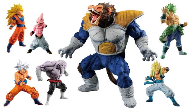 """""""Dragon Ball"""" Super Warriors Who Fought Fierce Battles"""