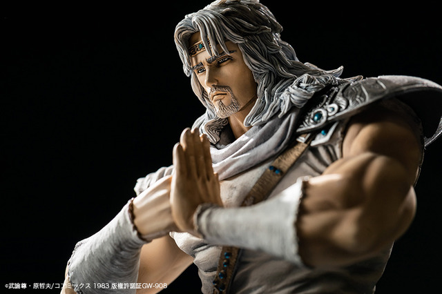 """""""Fist of the North Star"""" Look closely at my battle–The high-quality figure of Toki deserves to be called a masterpiece."""