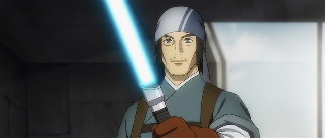 "Star Wars: Visions"" Director Kamiyama Kenji Reveals 'The Ninth Jedi' Story  | Anime Anime Global"